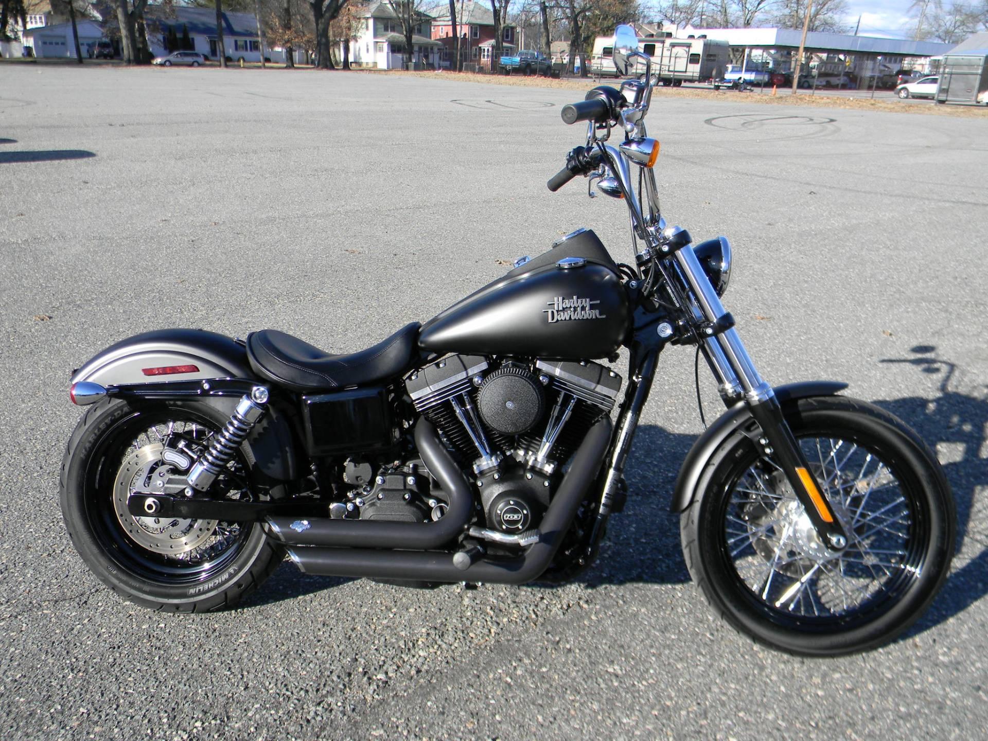 2016 Harley-Davidson Street Bob for sale 2288