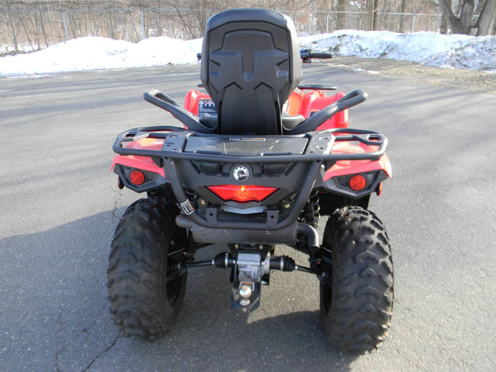 2015 Can-Am Outlander™ L MAX 450 in Springfield, Massachusetts