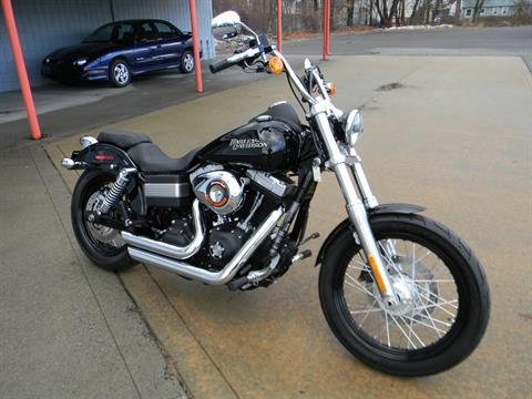 2012 Harley-Davidson Dyna® Street Bob® in Springfield, Massachusetts - Photo 2