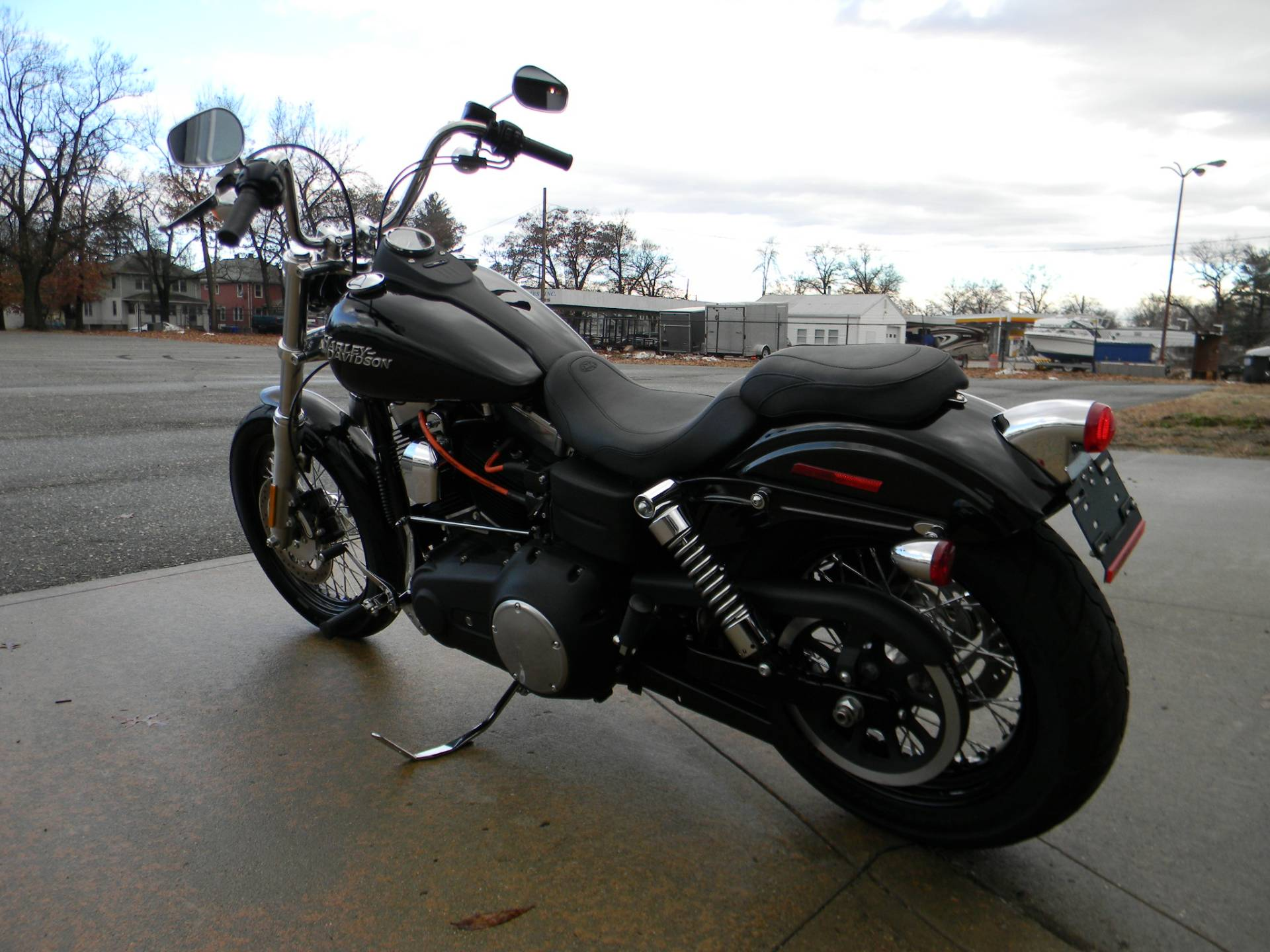 2012 Harley-Davidson Dyna® Street Bob® in Springfield, Massachusetts - Photo 6