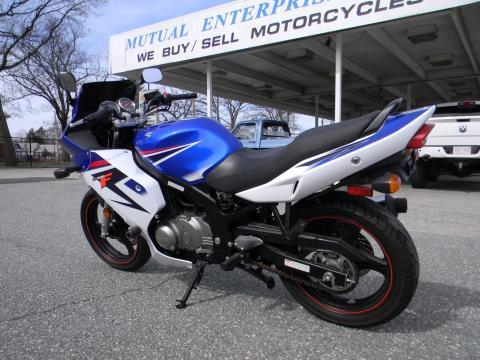 2008 Suzuki GS500F in Springfield, Massachusetts