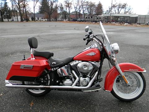 2010 Harley-Davidson Heritage Softail® Classic in Springfield, Massachusetts - Photo 1