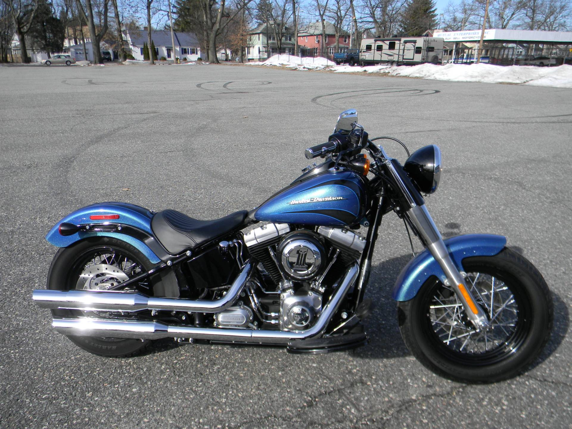 2014 Harley-Davidson Softail Slim® in Springfield, Massachusetts - Photo 1
