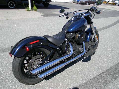 2013 Harley-Davidson Softail Slim® in Springfield, Massachusetts