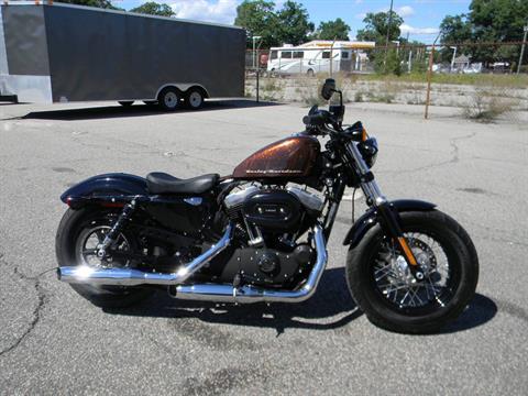 2014 Harley-Davidson Sportster® Forty-Eight® in Springfield, Massachusetts