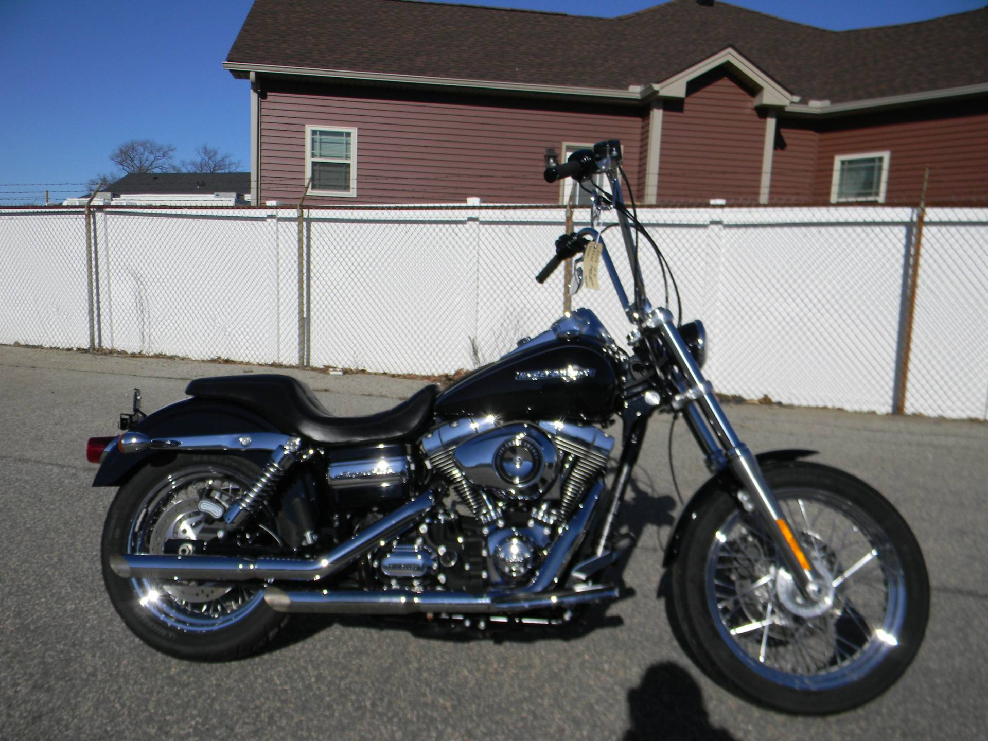 2014 Harley-Davidson Super Glide® Custom in Springfield, Massachusetts - Photo 1