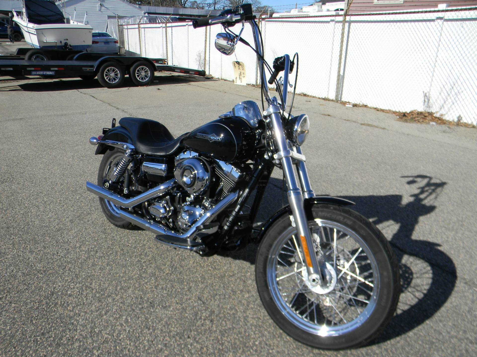 2014 Harley-Davidson Super Glide® Custom in Springfield, Massachusetts - Photo 2