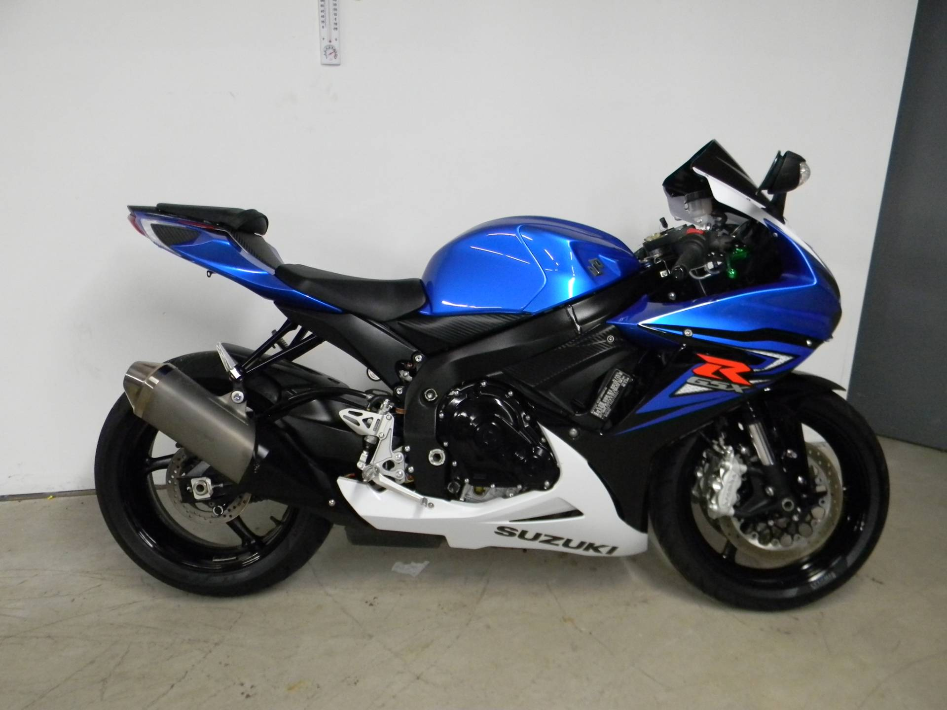 2014 Suzuki GSX-R600™ in Springfield, Massachusetts