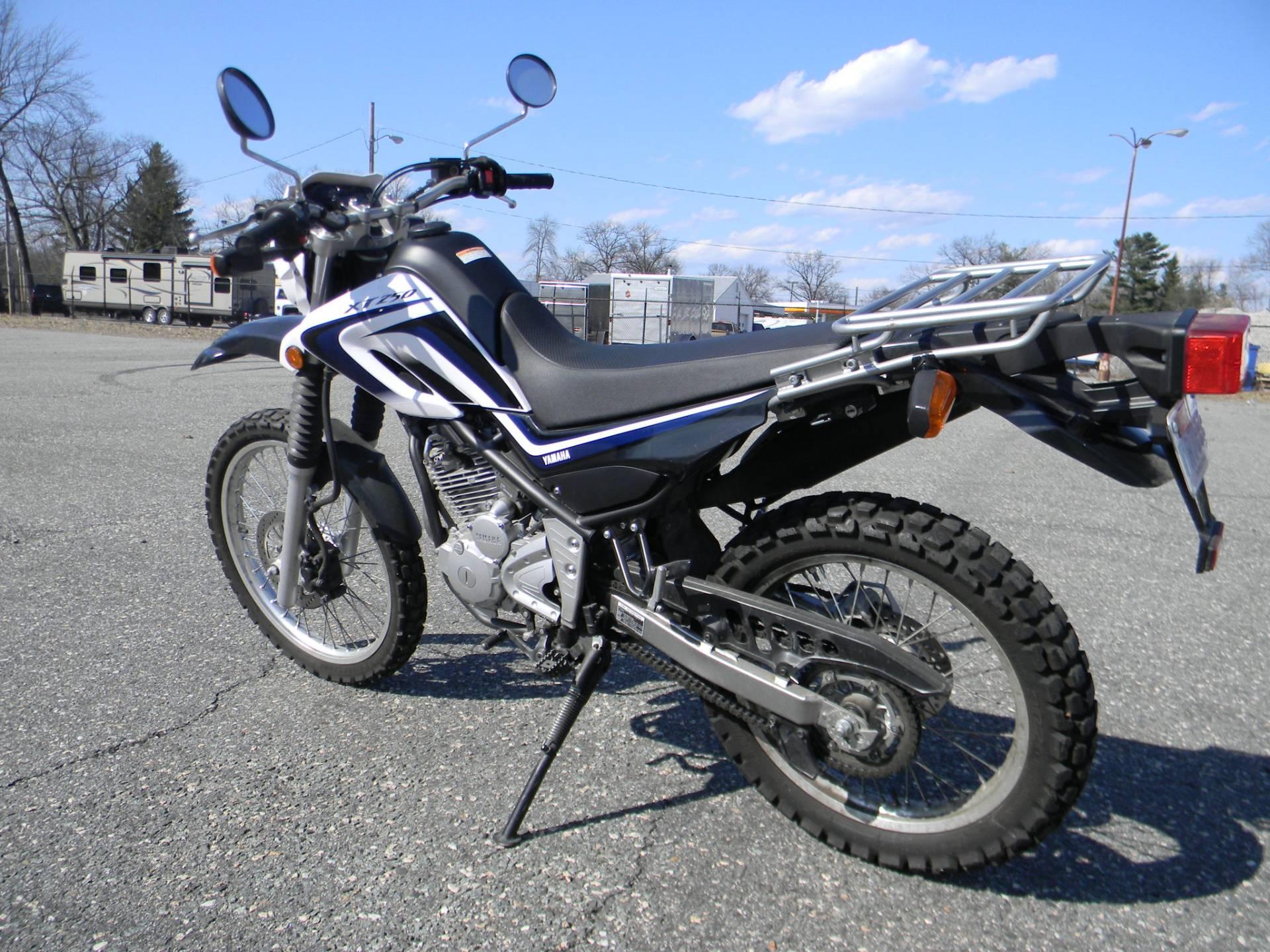 2013 Yamaha XT250 in Springfield, Massachusetts