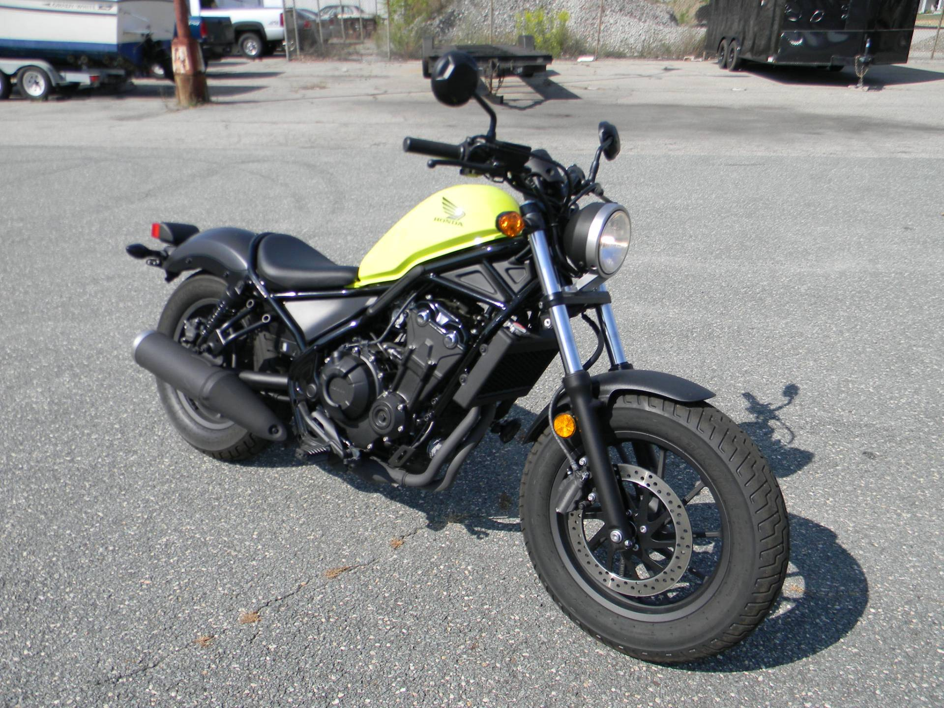 2017 Honda Rebel 500 in Springfield, Massachusetts - Photo 2