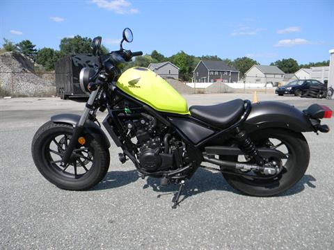 2017 Honda Rebel 500 in Springfield, Massachusetts - Photo 6