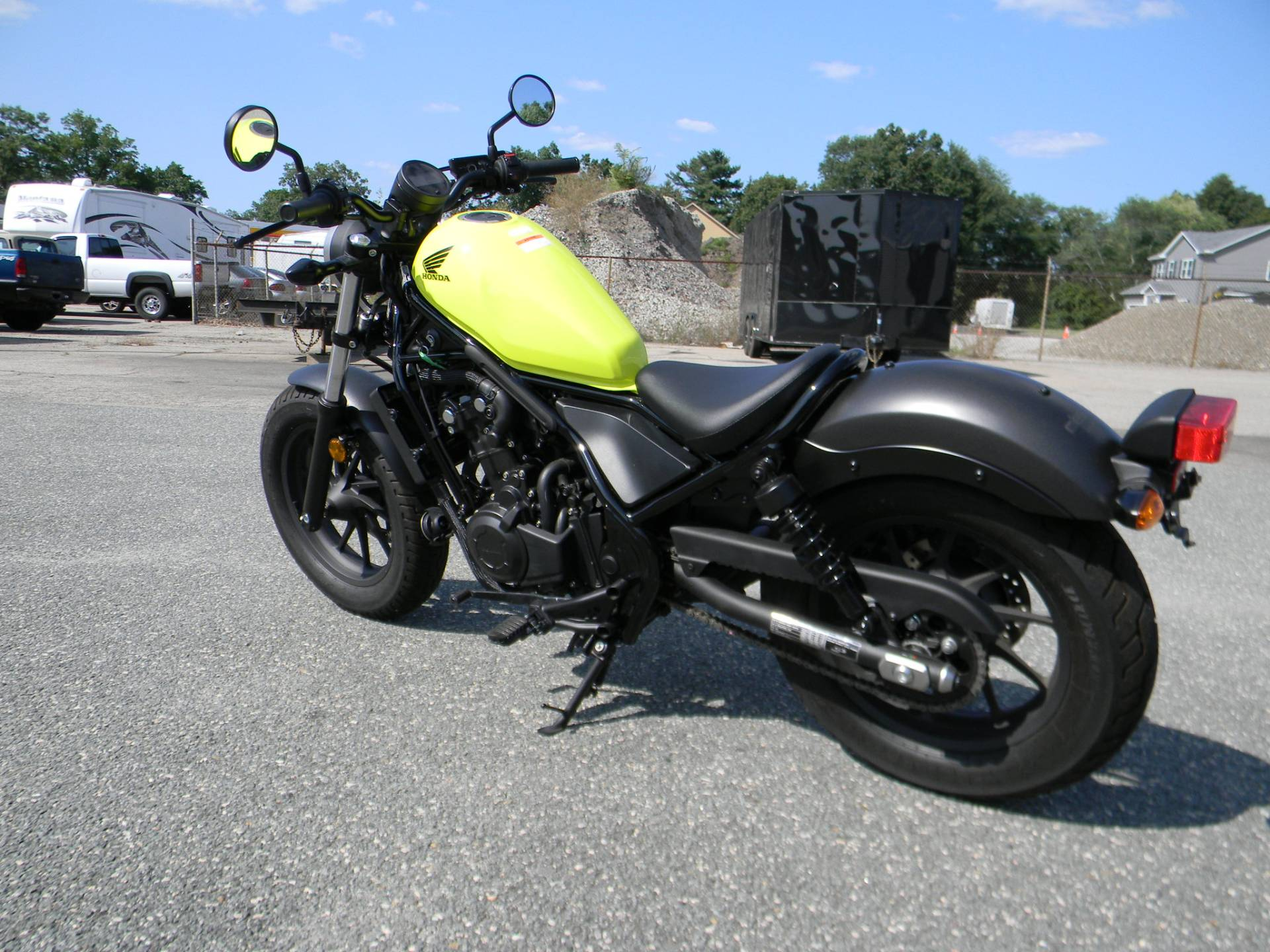 2017 Honda Rebel 500 in Springfield, Massachusetts - Photo 7
