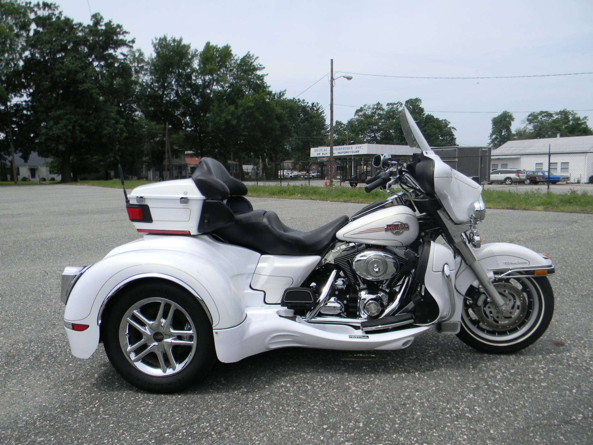 2007 Harley-Davidson Ultra Classic® Electra Glide® in Springfield, Massachusetts - Photo 1
