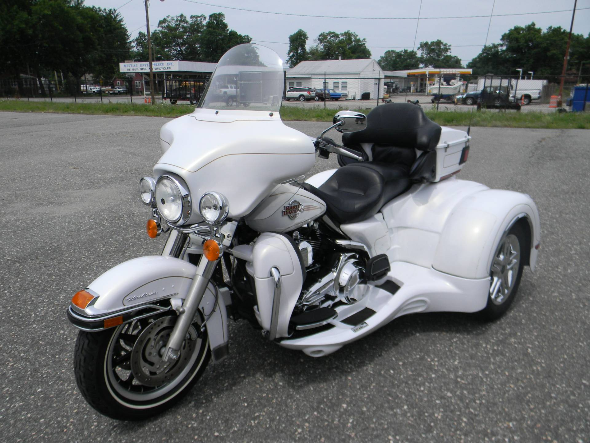 2007 Harley-Davidson Ultra Classic® Electra Glide® in Springfield, Massachusetts - Photo 7