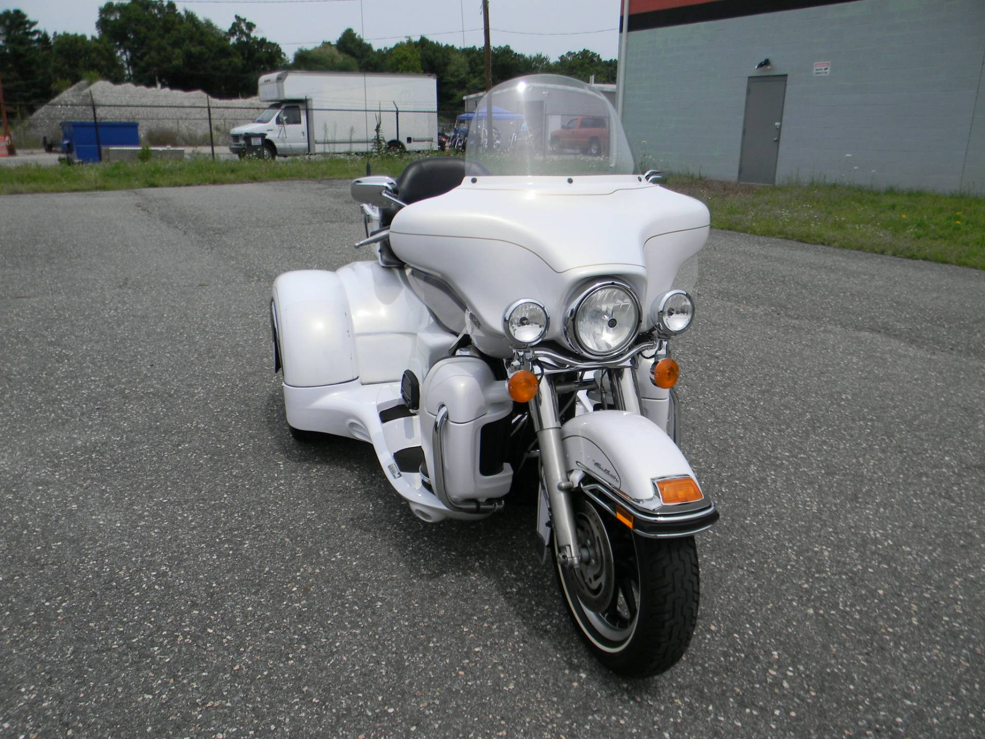 2007 Harley-Davidson Ultra Classic® Electra Glide® in Springfield, Massachusetts - Photo 10