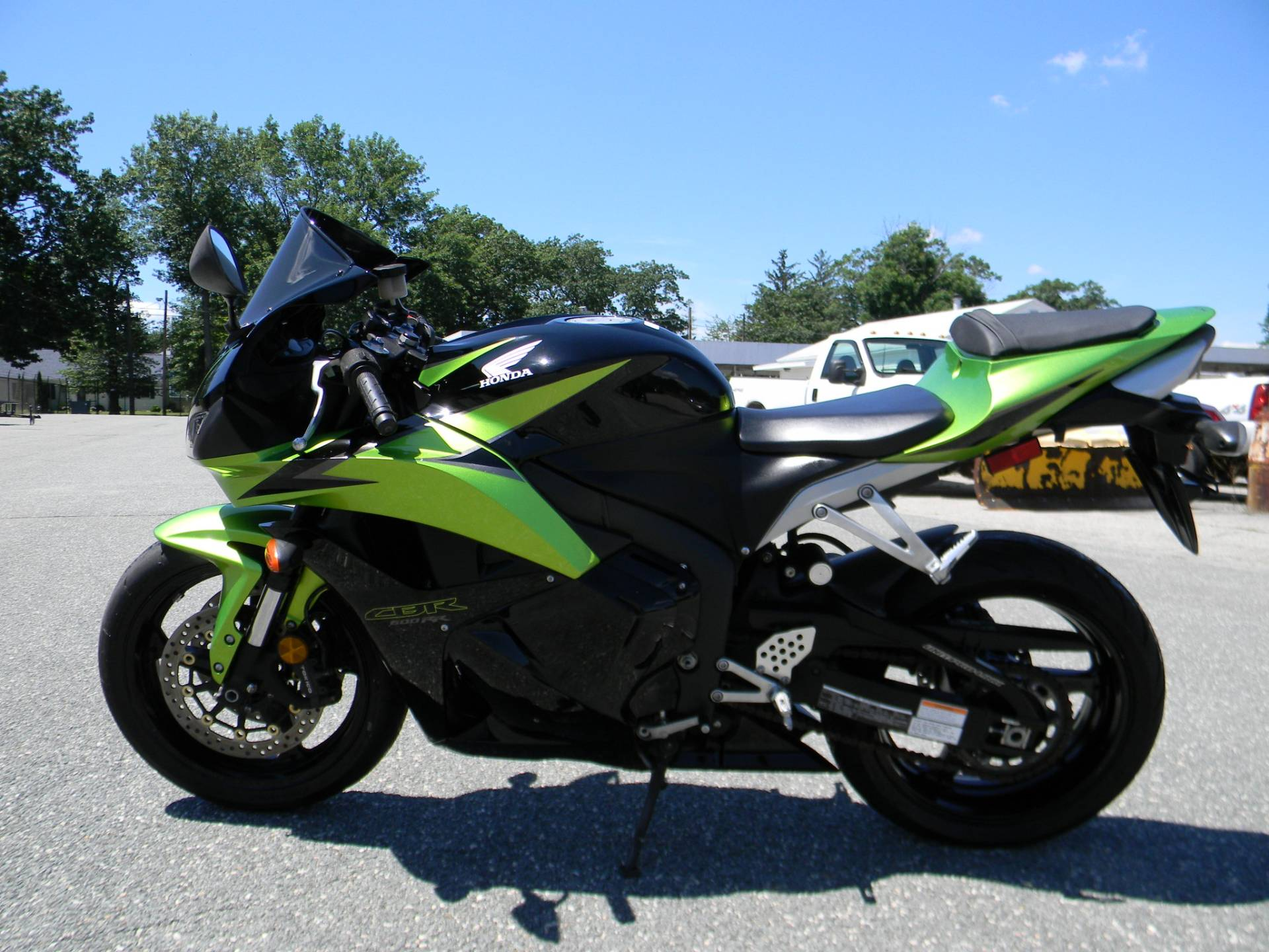 2009 Honda CBR®600RR in Springfield, Massachusetts