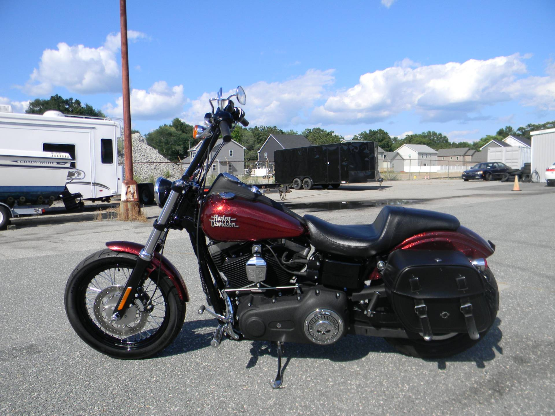2013 Harley-Davidson Dyna® Street Bob® in Springfield, Massachusetts - Photo 7