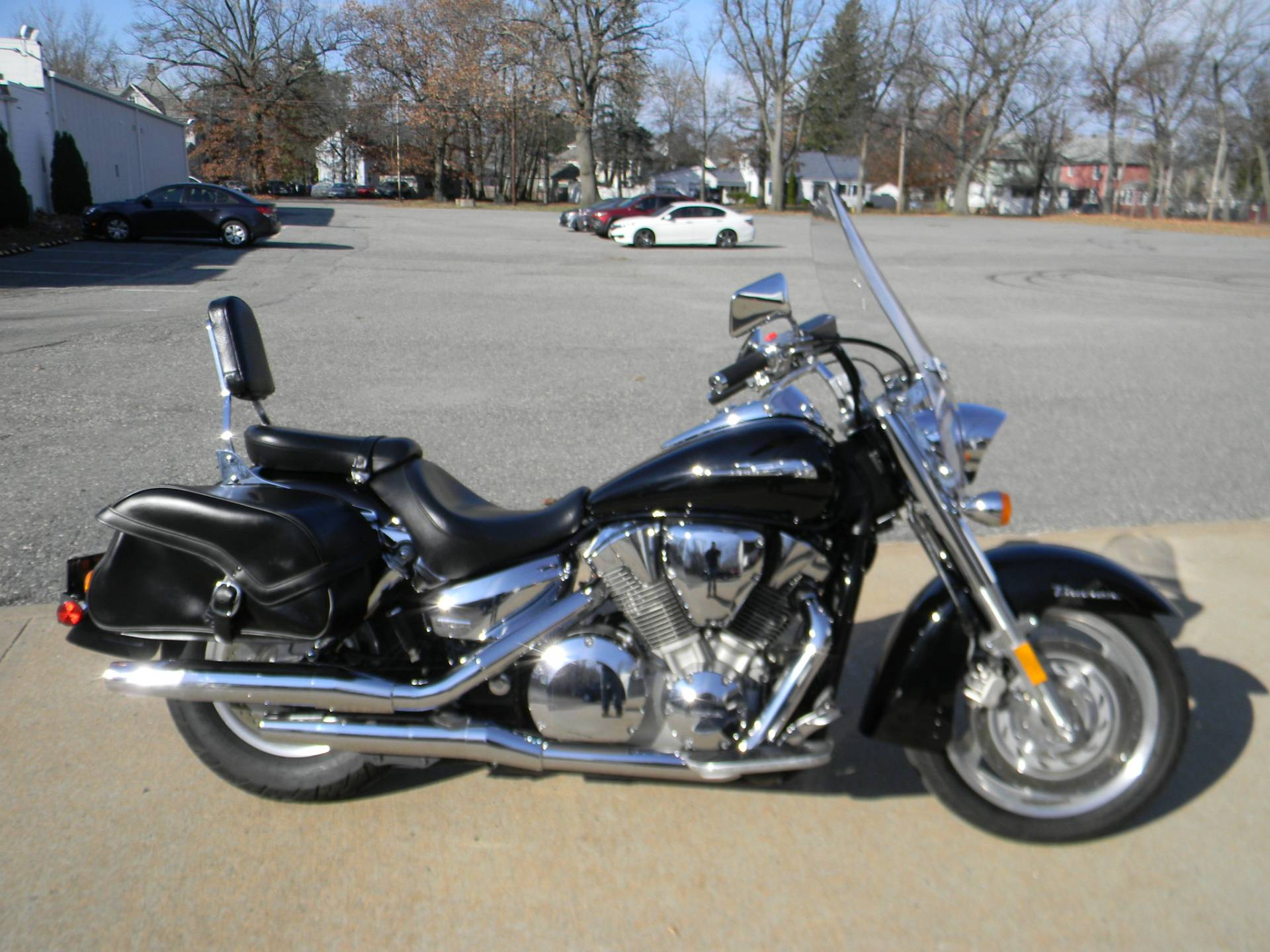 2009 Honda VTX®1300T in Springfield, Massachusetts - Photo 1