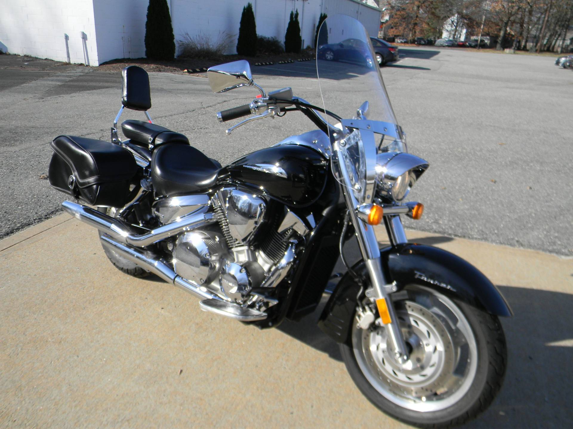 2009 Honda VTX®1300T in Springfield, Massachusetts - Photo 2