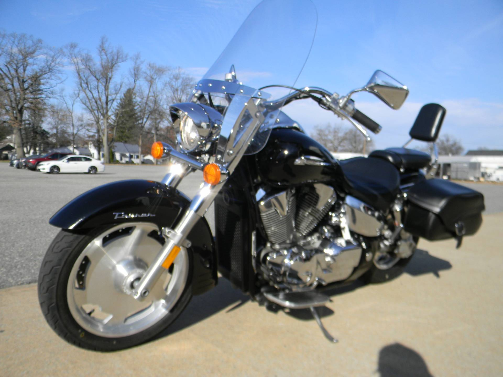 2009 Honda VTX®1300T in Springfield, Massachusetts - Photo 5