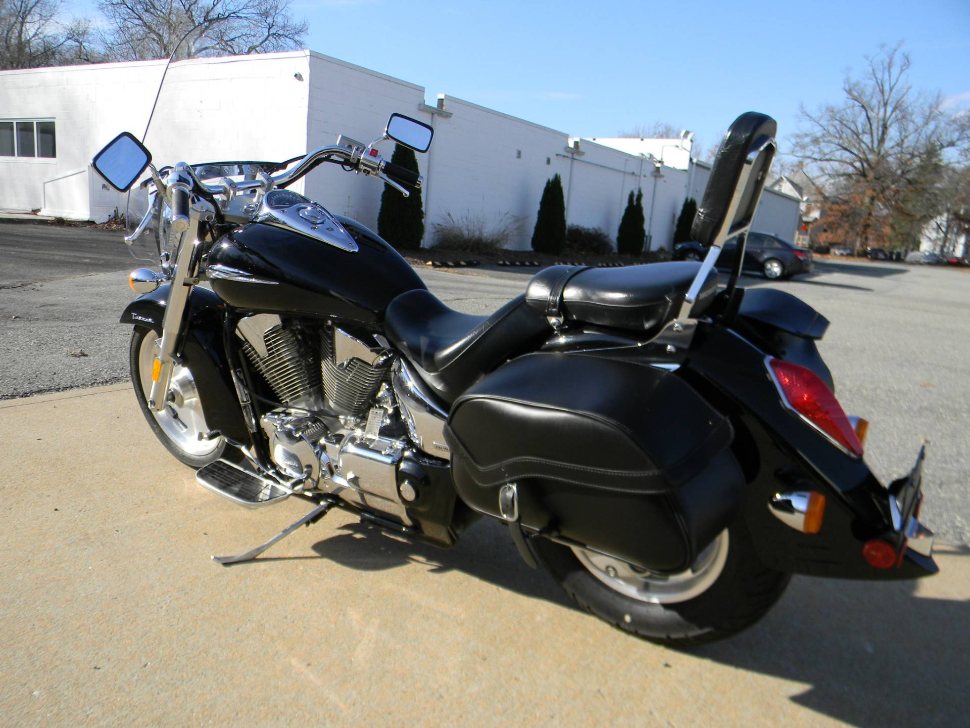 2009 Honda VTX®1300T in Springfield, Massachusetts - Photo 7