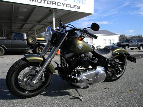 2016 Harley-Davidson Softail Slim® in Springfield, Massachusetts
