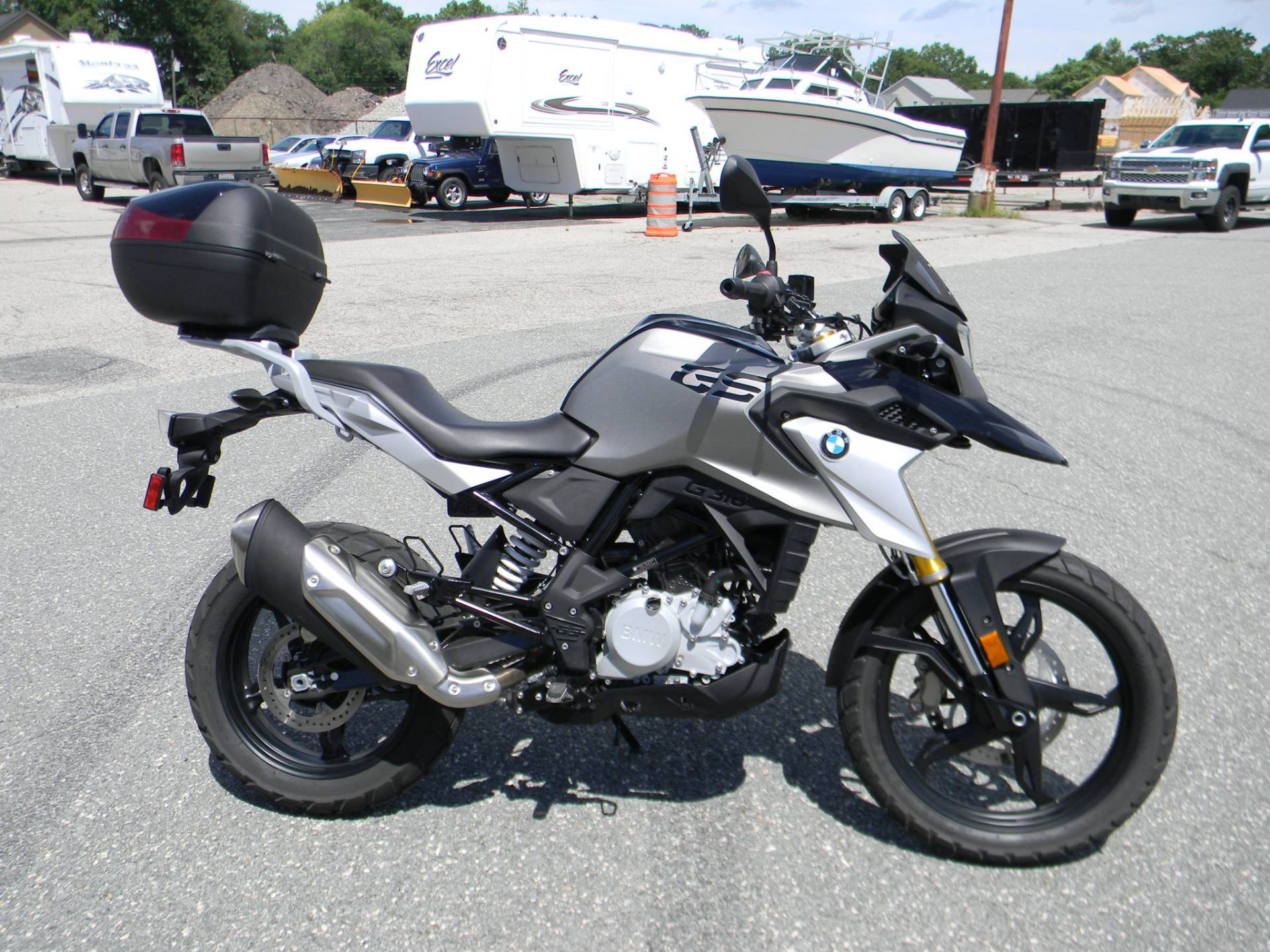 2018 BMW G 310 GS in Springfield, Massachusetts - Photo 1