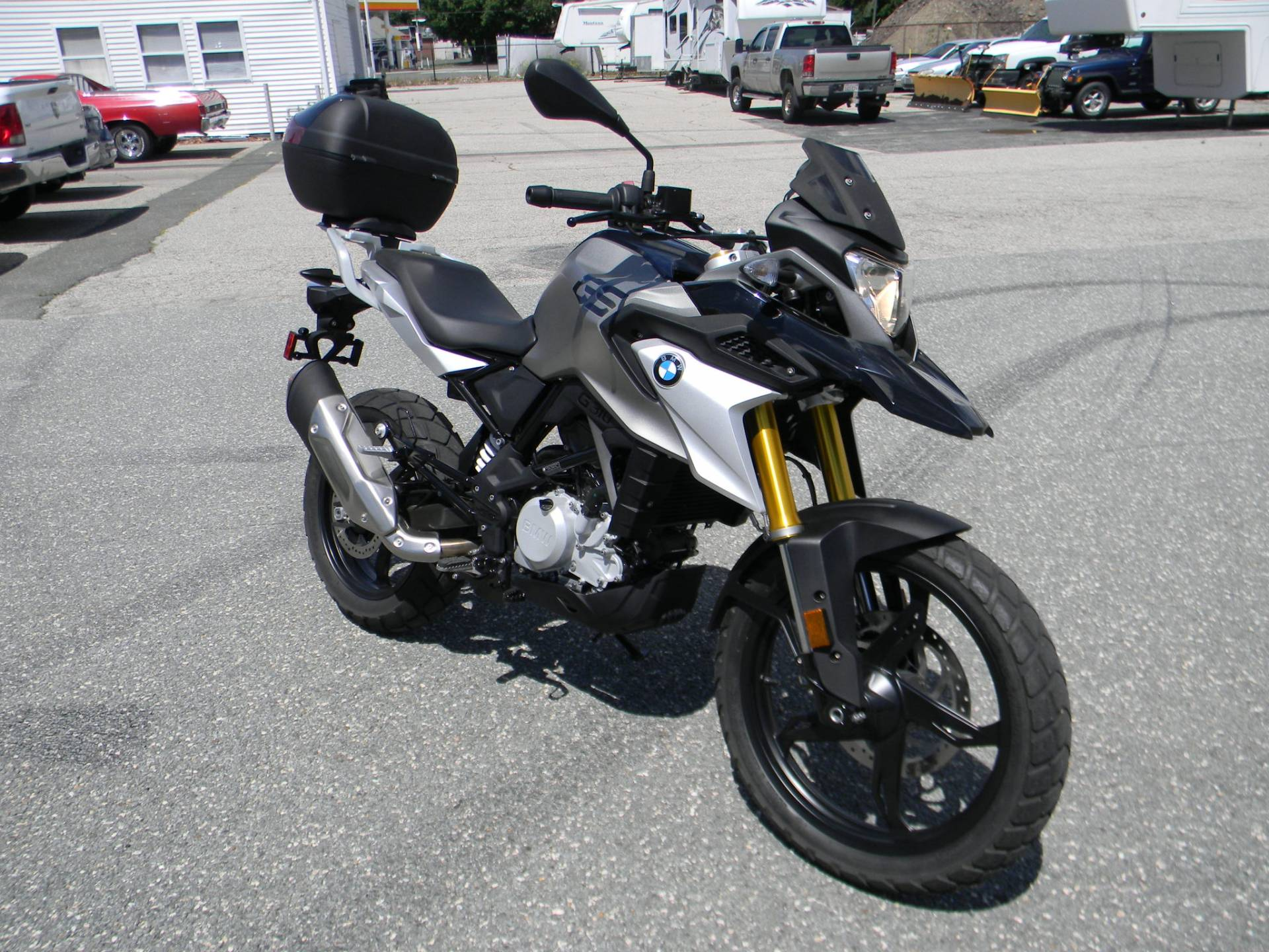 2018 BMW G 310 GS in Springfield, Massachusetts - Photo 2