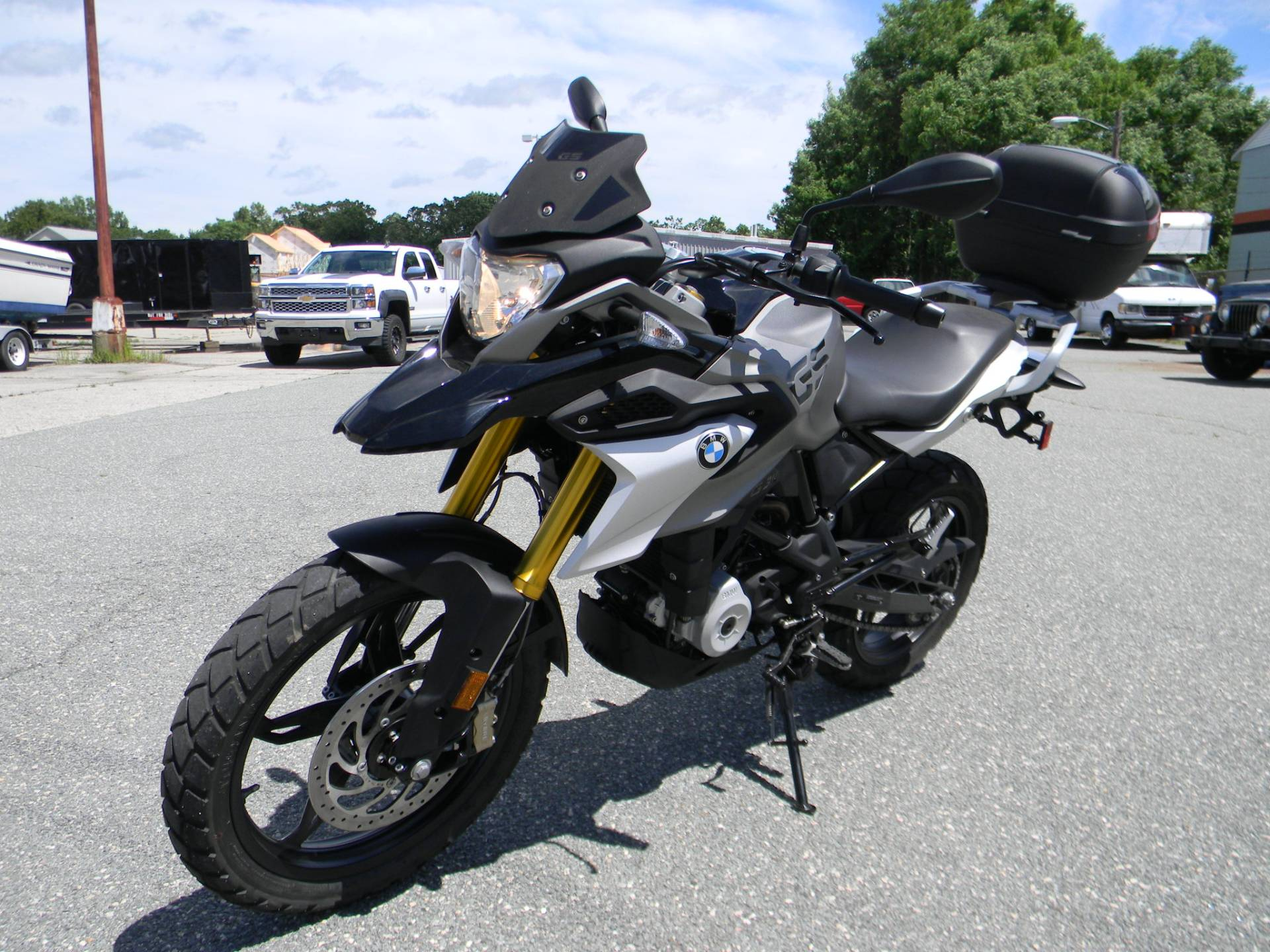 2018 BMW G 310 GS in Springfield, Massachusetts - Photo 5