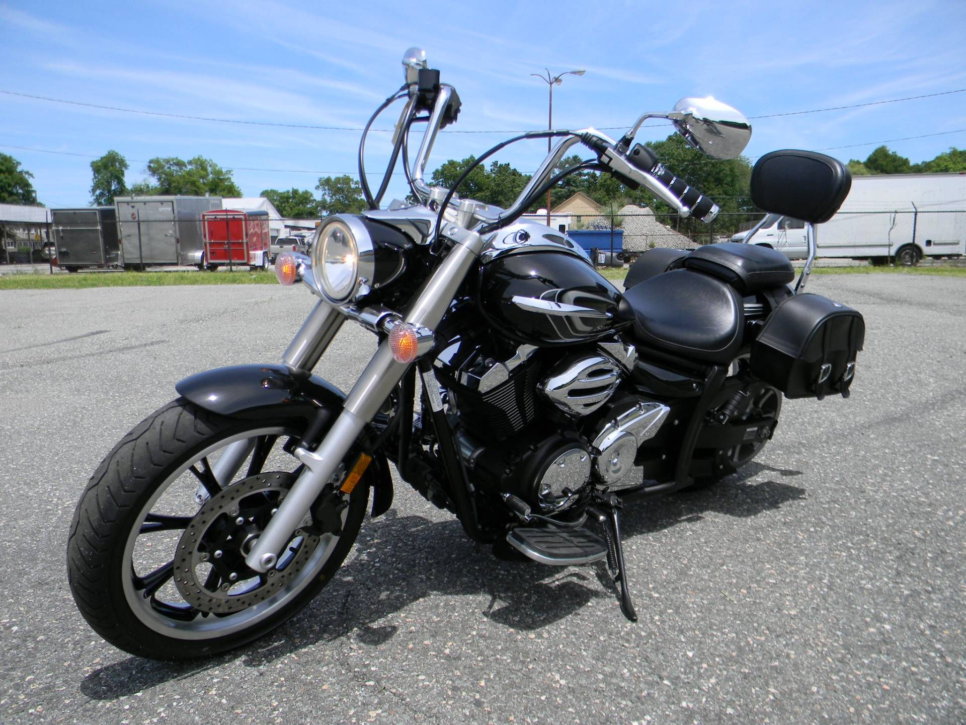2015 Yamaha V Star 950 in Springfield, Massachusetts - Photo 5