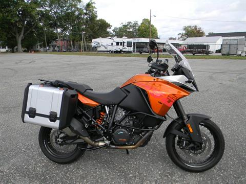 2014 KTM 1190 Adventure ABS in Springfield, Massachusetts - Photo 1