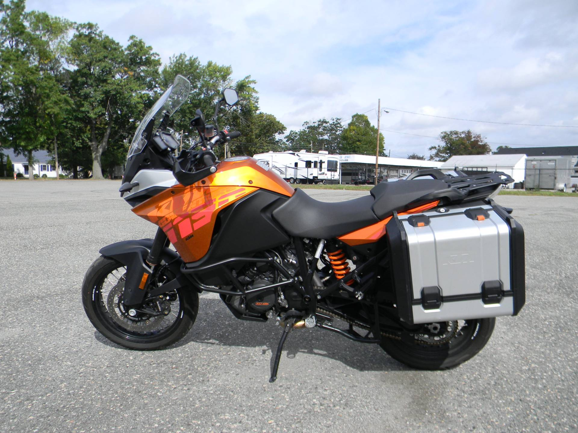 2014 KTM 1190 Adventure ABS in Springfield, Massachusetts - Photo 5