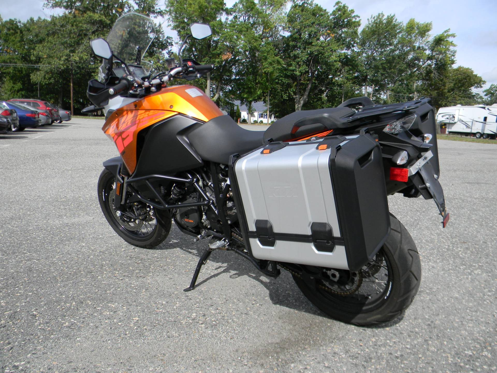 2014 KTM 1190 Adventure ABS in Springfield, Massachusetts - Photo 6