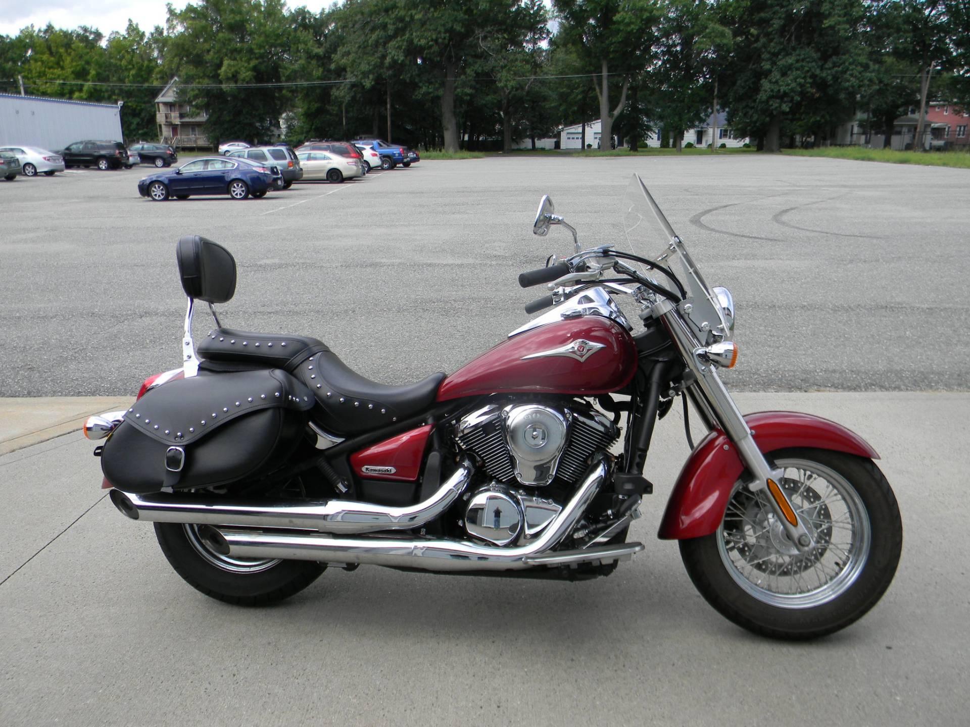 2008 Kawasaki Vulcan 900 Classic for sale 3253