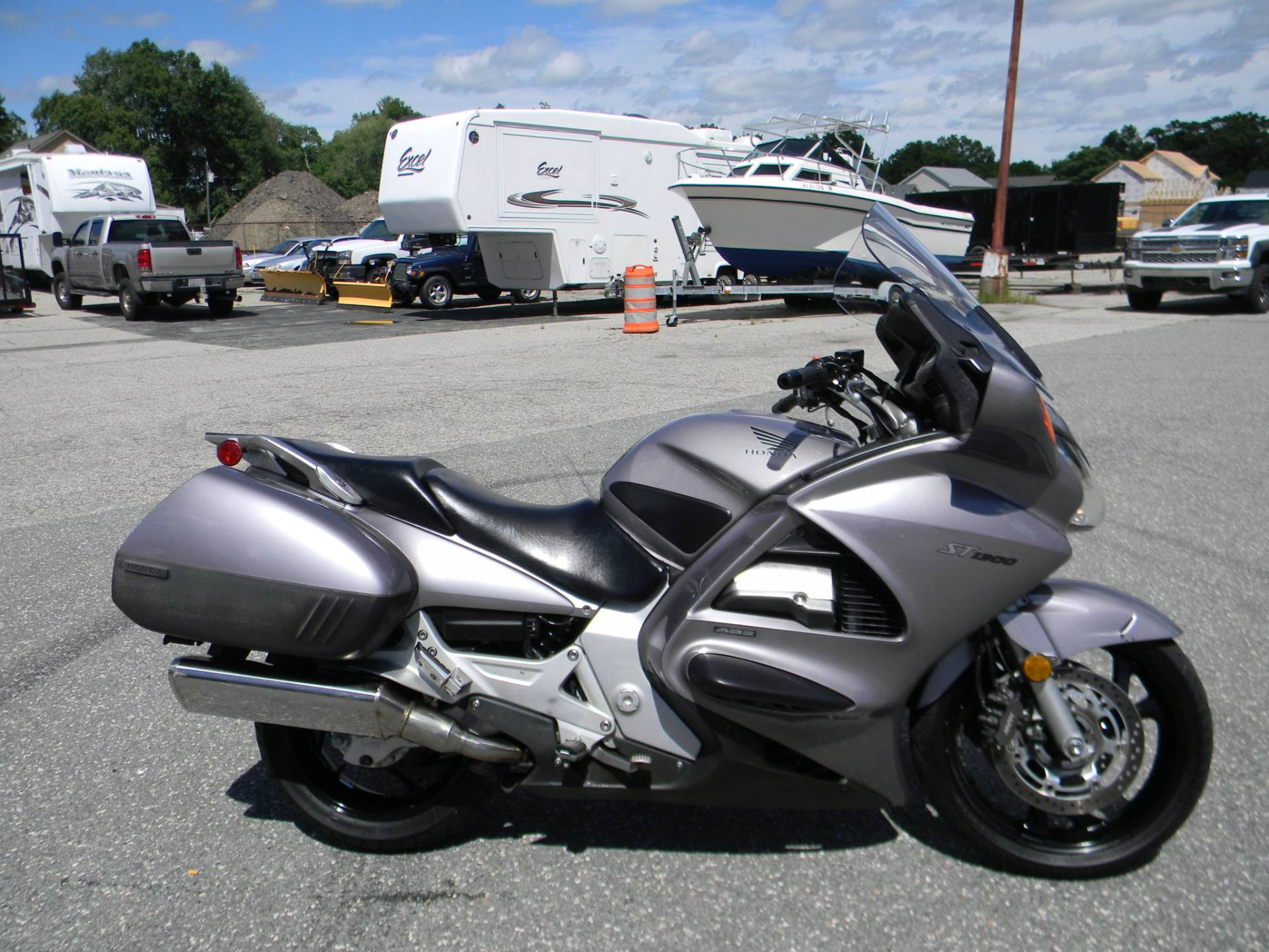 2003 Honda ST1300 ABS in Springfield, Massachusetts - Photo 1