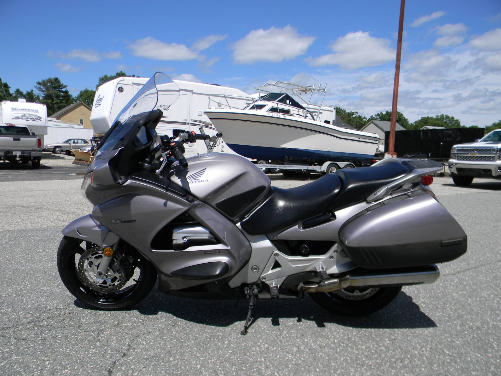 2003 Honda ST1300 ABS in Springfield, Massachusetts - Photo 7
