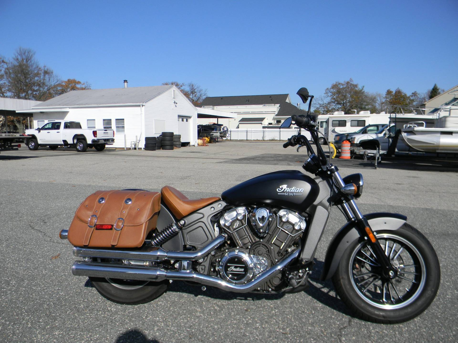 2016 Indian Scout™ in Springfield, Massachusetts - Photo 1