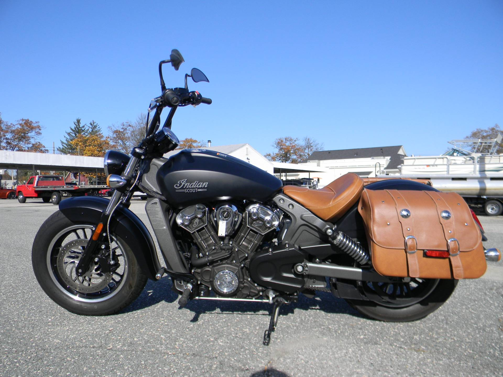 2016 Indian Scout™ in Springfield, Massachusetts - Photo 6