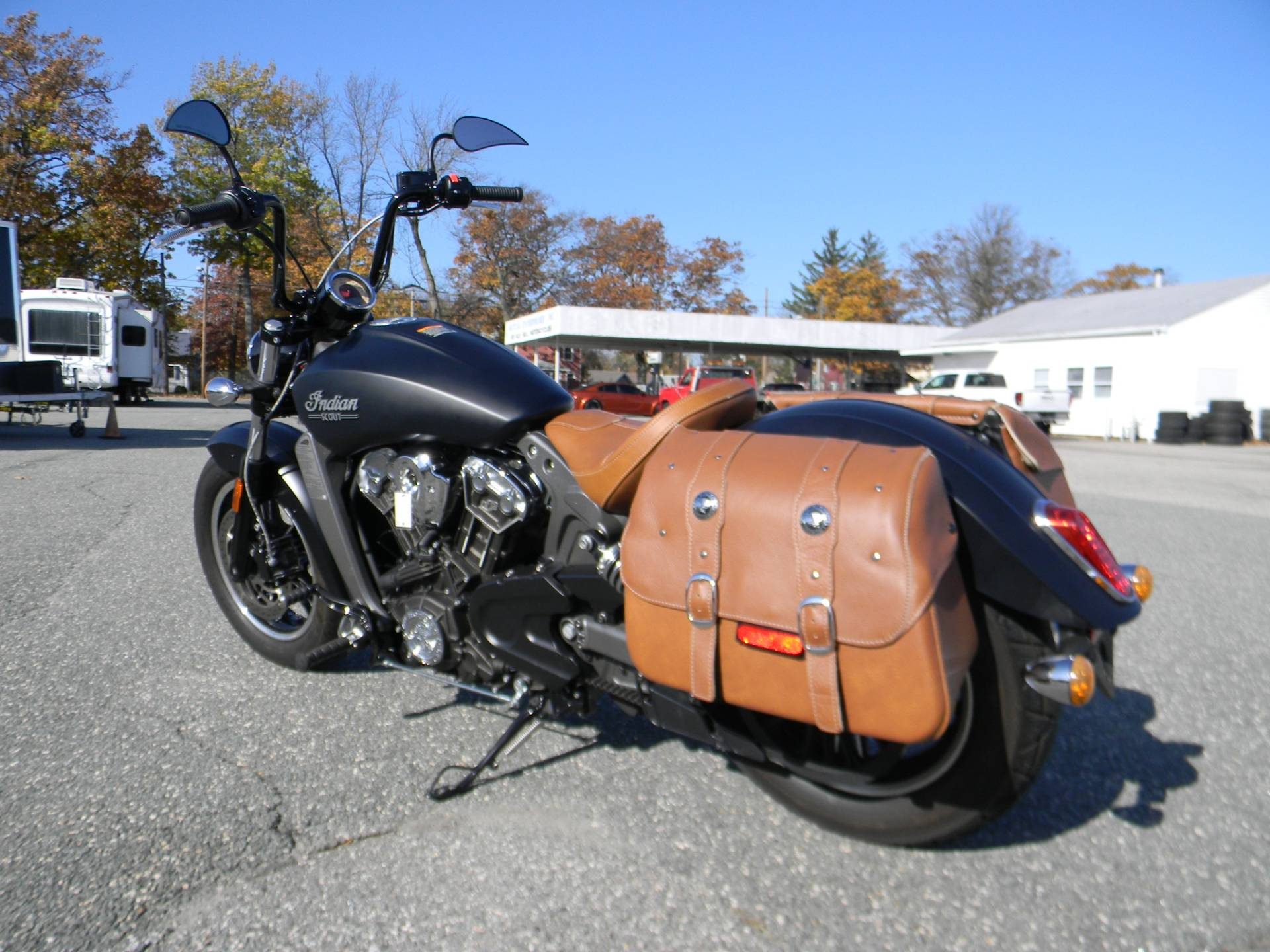 2016 Indian Scout™ in Springfield, Massachusetts - Photo 7