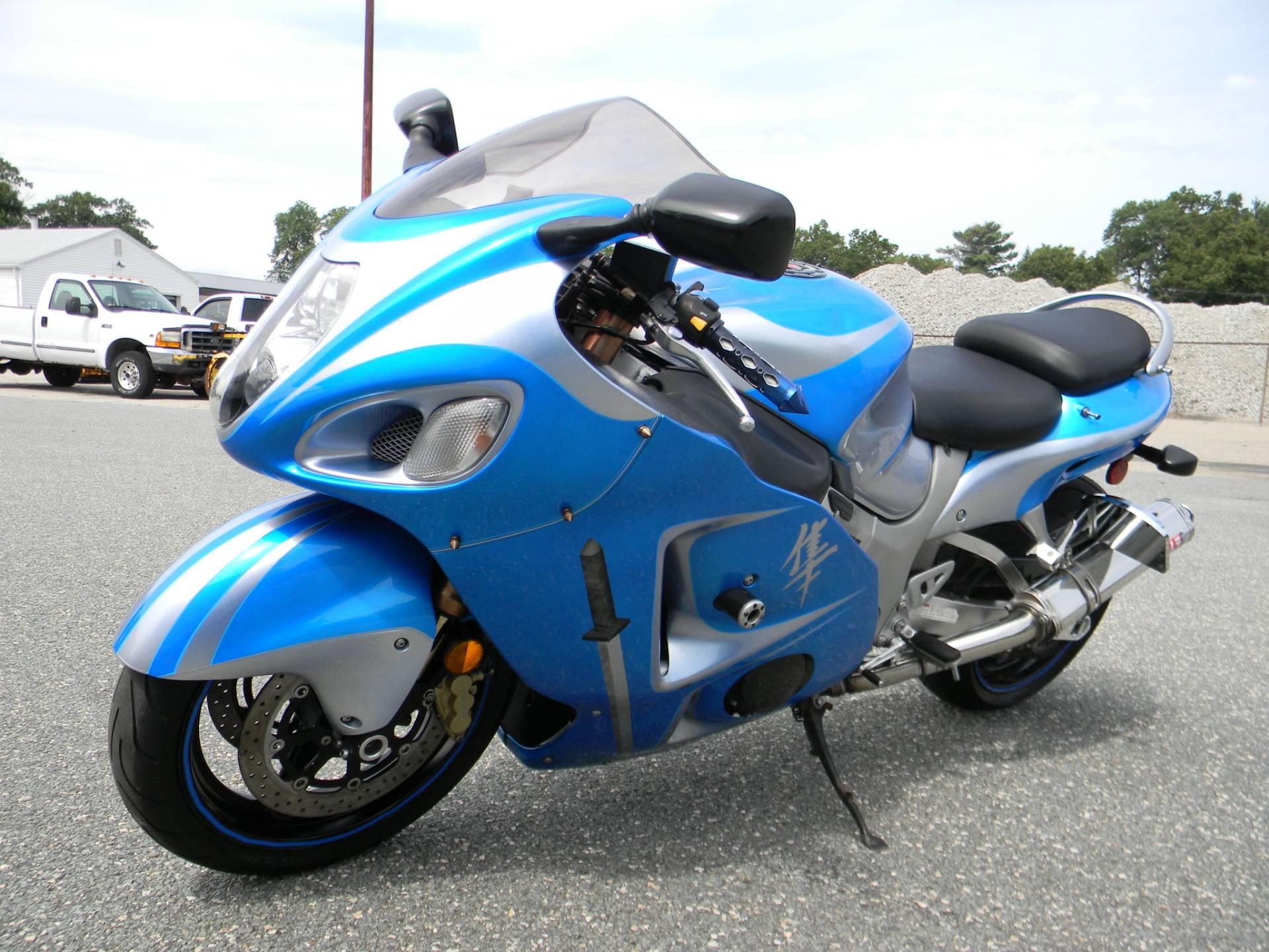 2005 Suzuki Hayabusa 4