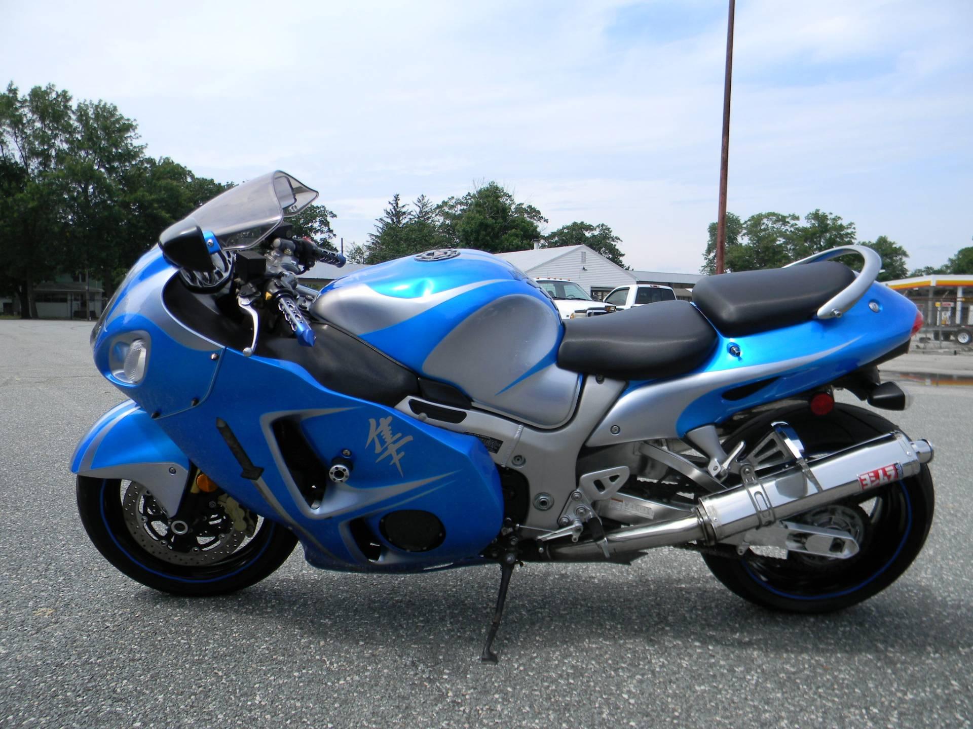 2005 Suzuki Hayabusa 5