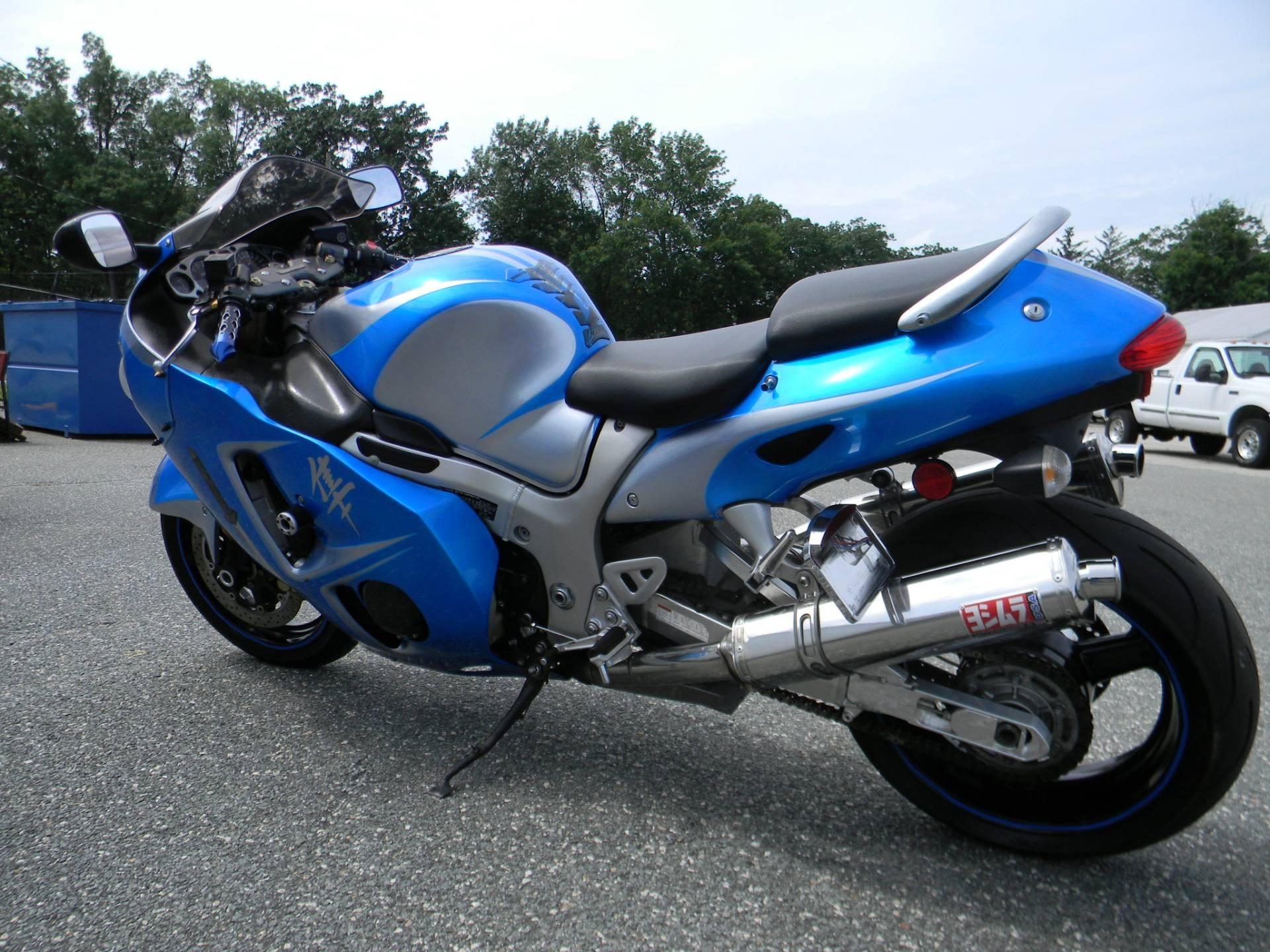 2005 Suzuki Hayabusa 6