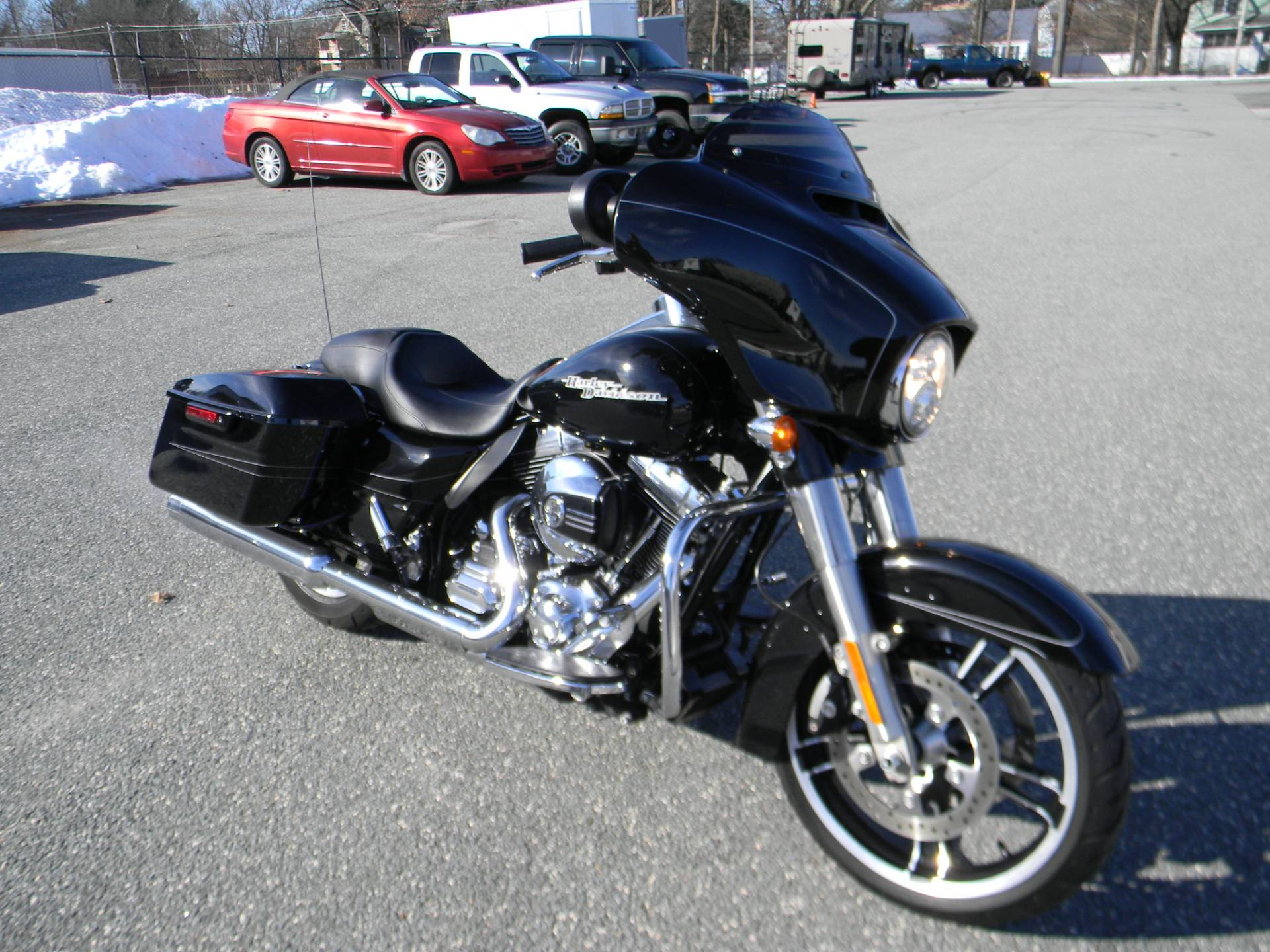 2014 Harley-Davidson Street Glide® Special in Springfield, Massachusetts