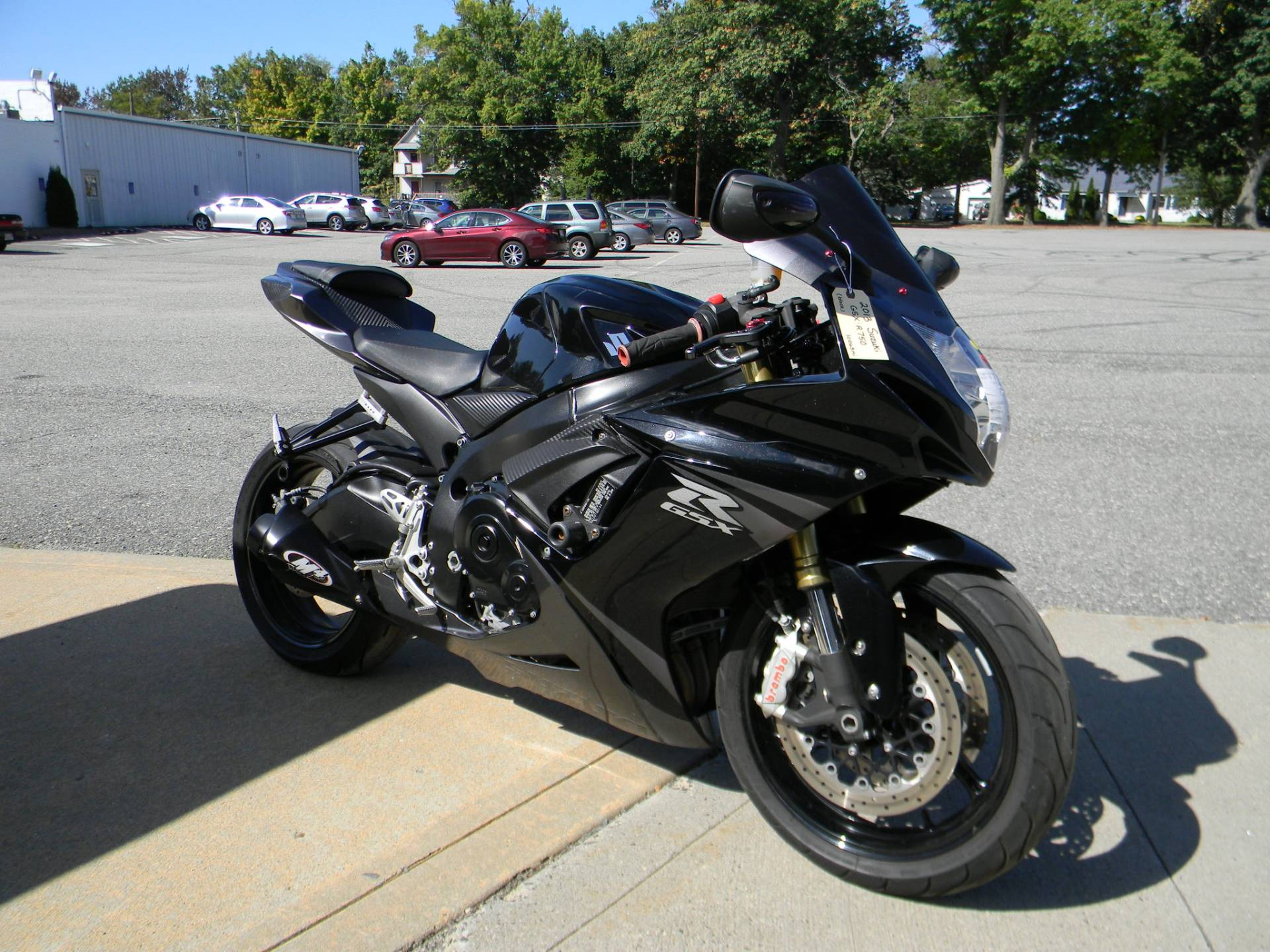 2013 Suzuki GSX-R750™ in Springfield, Massachusetts - Photo 2