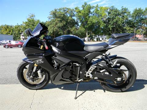 2013 Suzuki GSX-R750™ in Springfield, Massachusetts - Photo 5