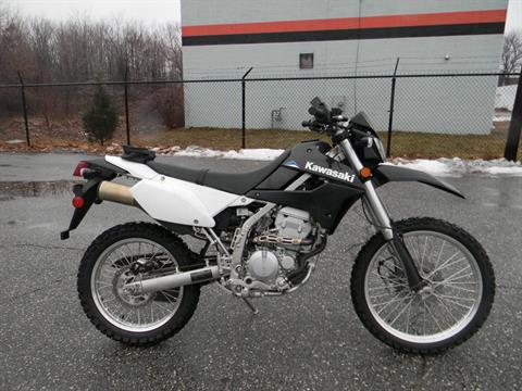 2014 Kawasaki KLX®250S in Springfield, Massachusetts