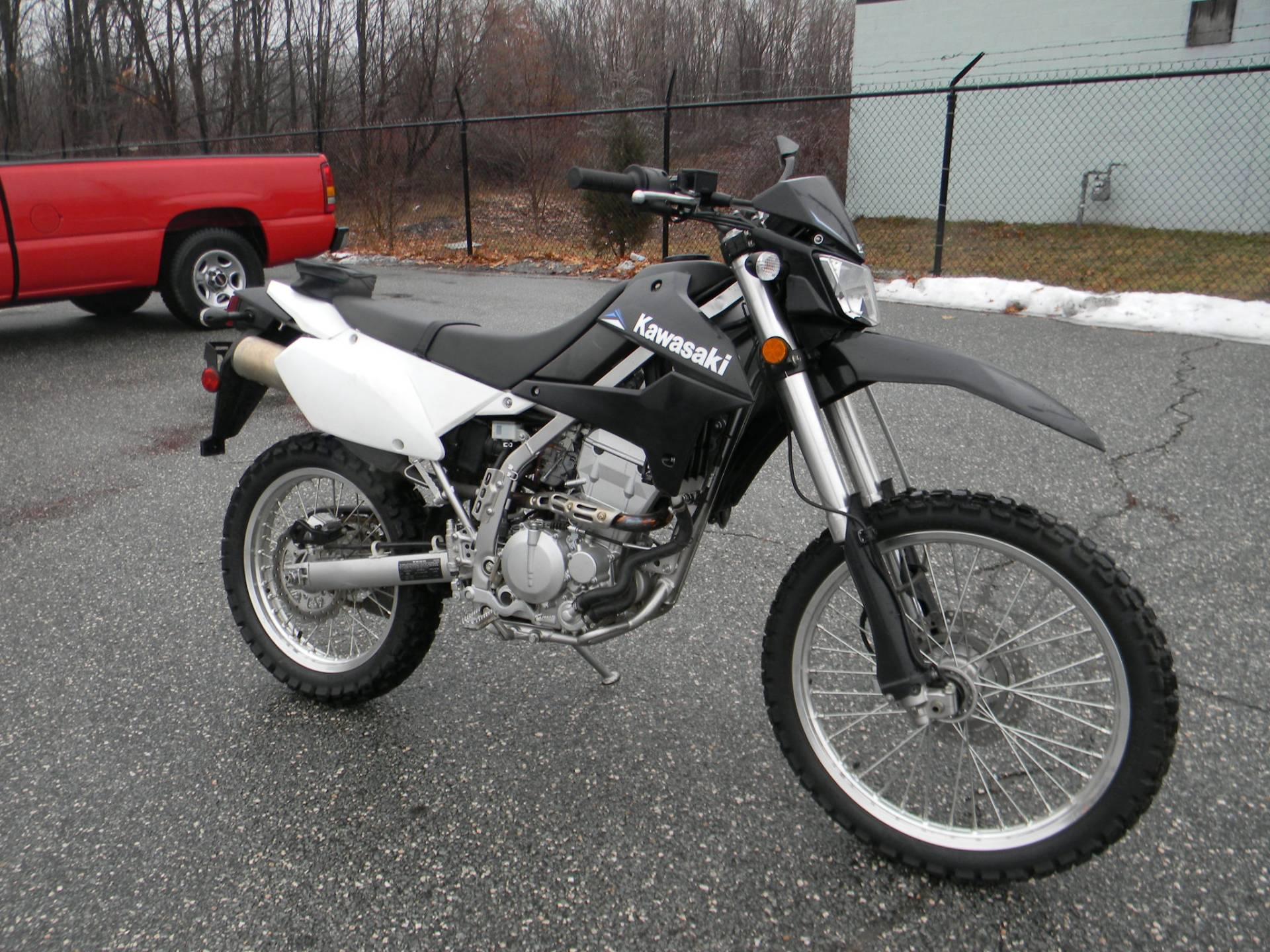 2014 Kawasaki KLX®250S in Springfield, Massachusetts