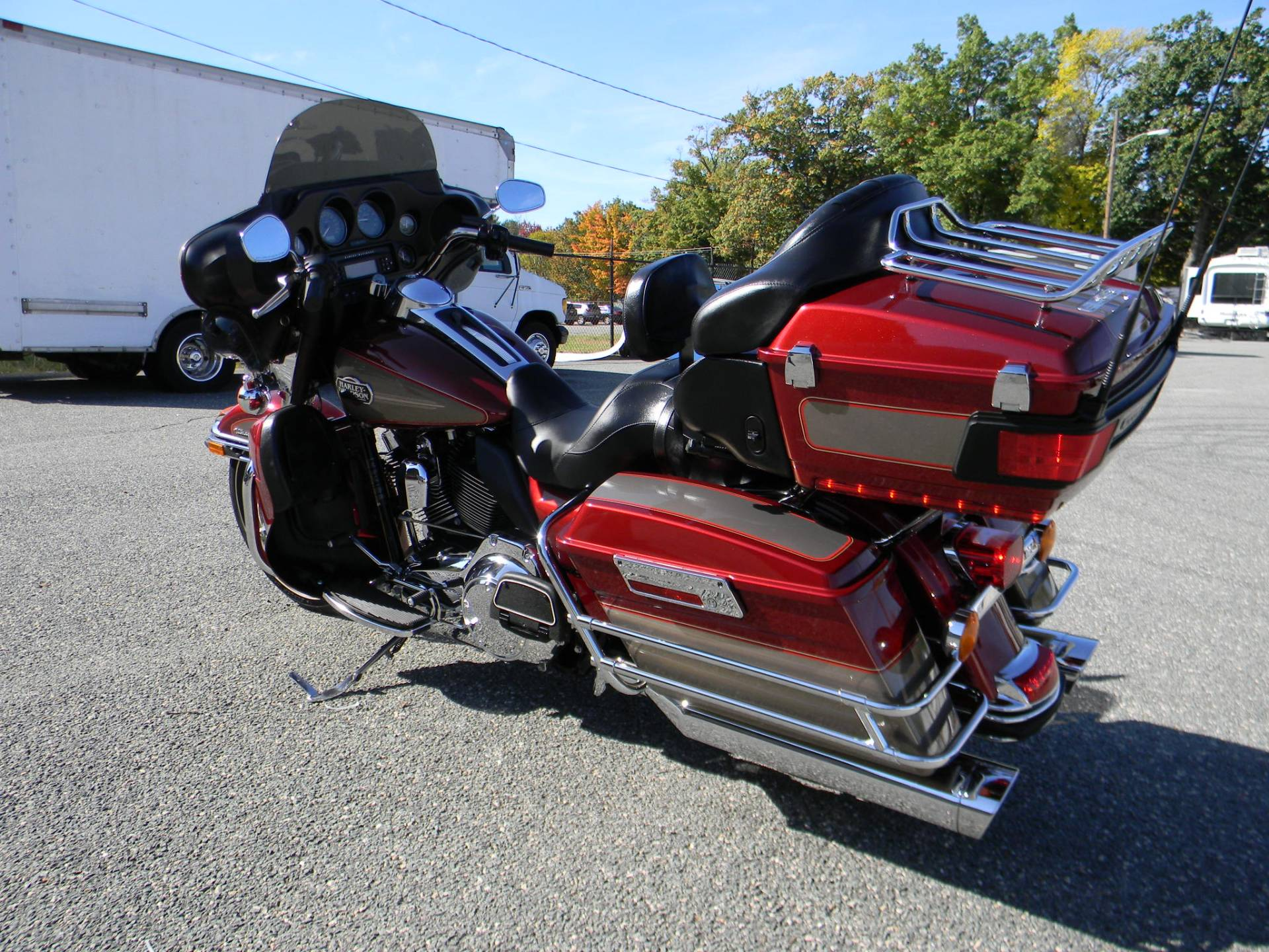 2009 Harley-Davidson Ultra Classic® Electra Glide® in Springfield, Massachusetts - Photo 8