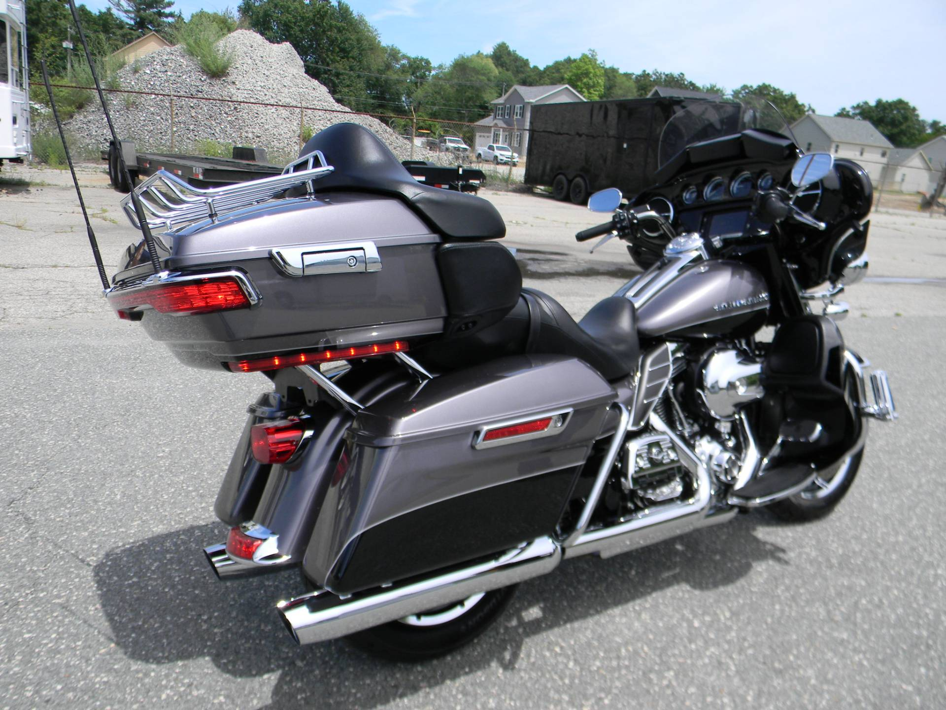 2014 Harley-Davidson Ultra Limited in Springfield, Massachusetts - Photo 3