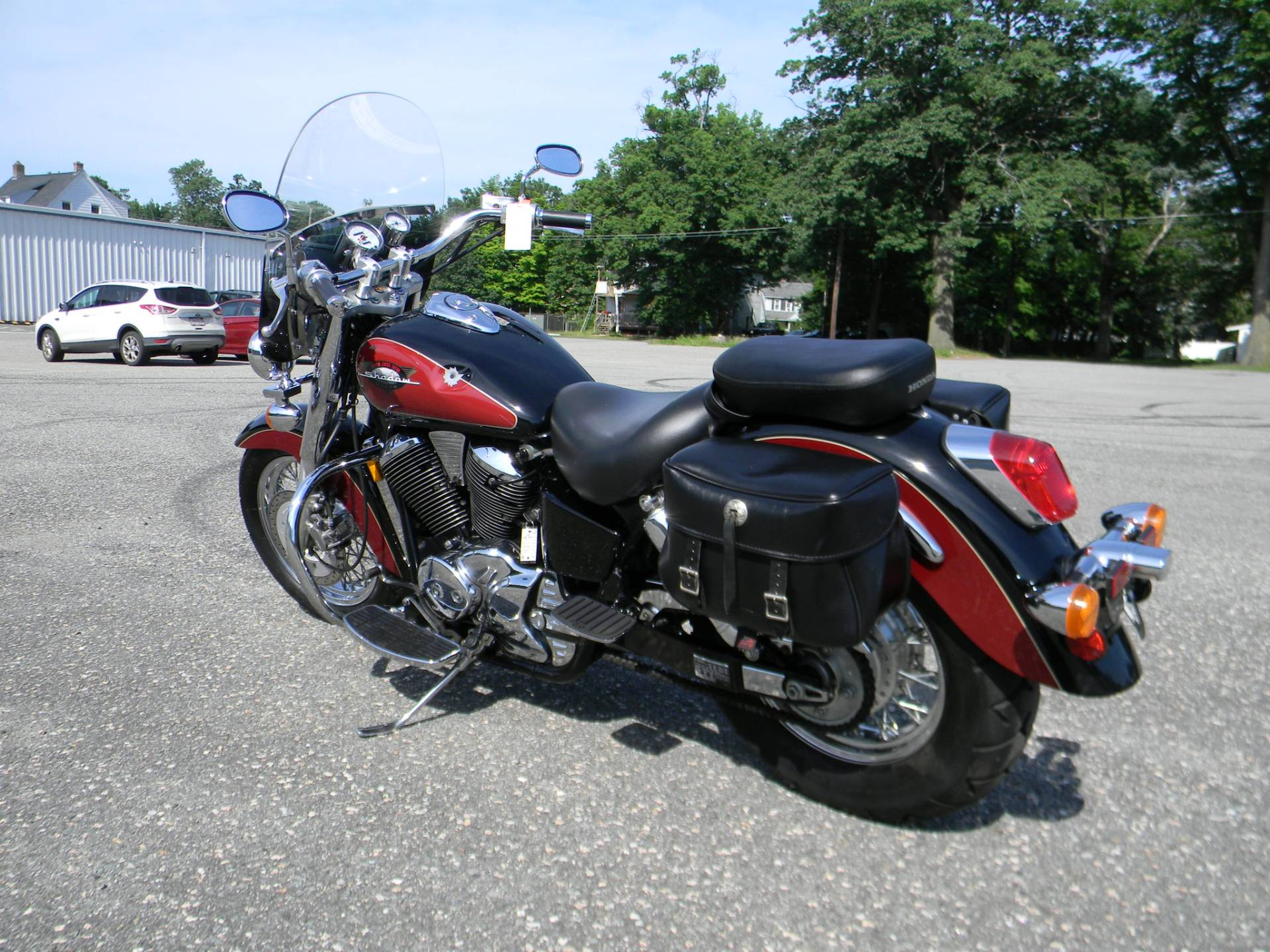 1999 Honda Shadow Ace in Springfield, Massachusetts - Photo 6
